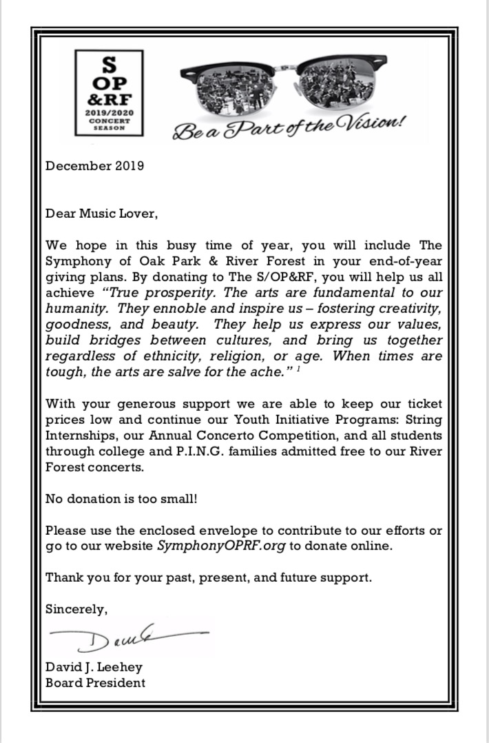 Annual Appeal 2019 1